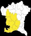 Gefilterte Region (N)