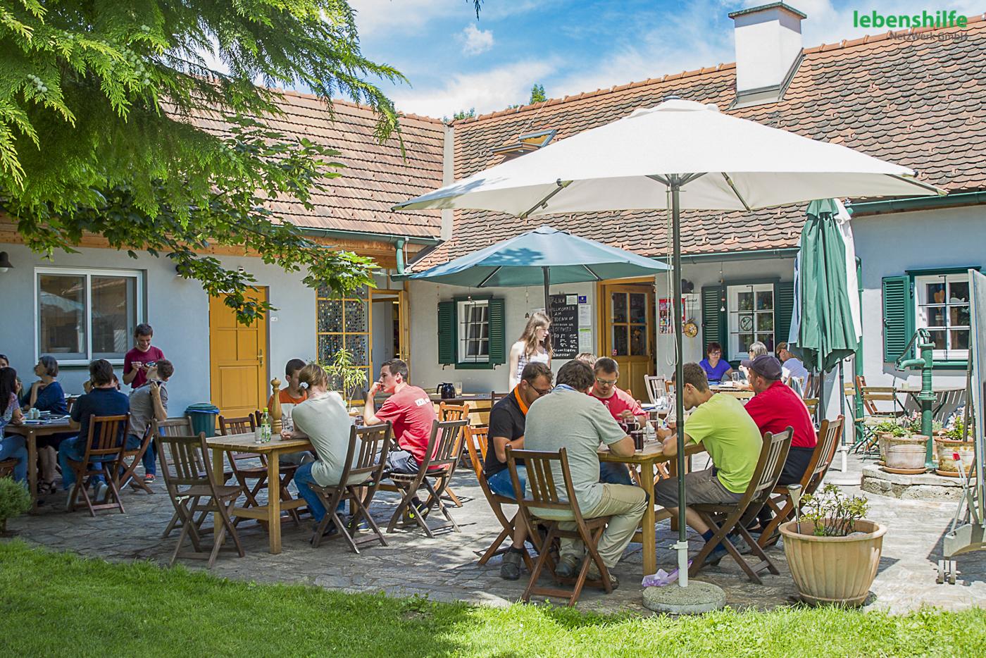 Gastronomie am Weidenhof