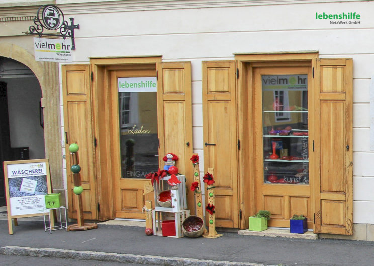 Eingang Laden Radkersburg