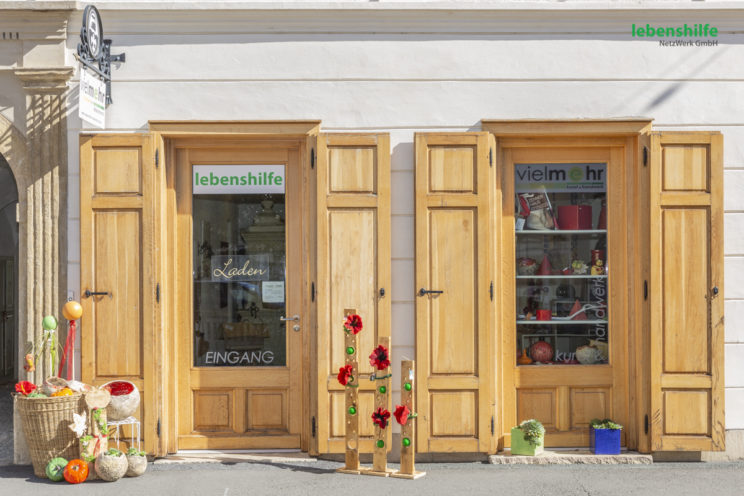 Laden in Bad Radkersburg LNW Lebenshilfe
