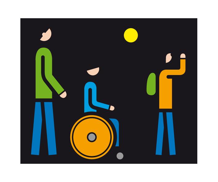 Aktivprogramm – Freizeitassistenz